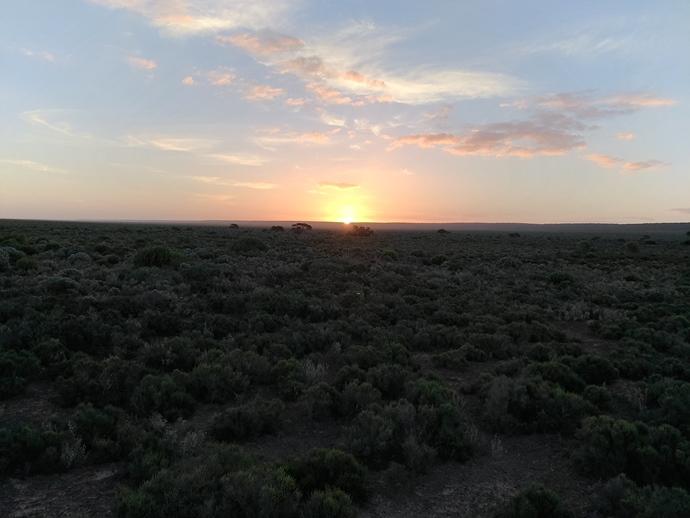 Eucla-sunset