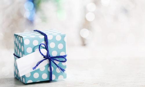 年の差カップル、相手へのプレゼント