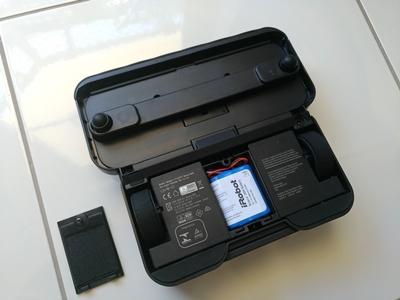 ブラーバ380_互換バッテリー交換